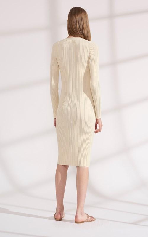 Dresses | PINNACLE PLEAT CARDI DRESS