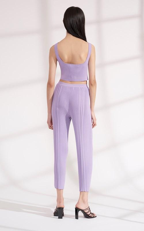 Pants   PINNACLE PLEAT CROPPED PANT