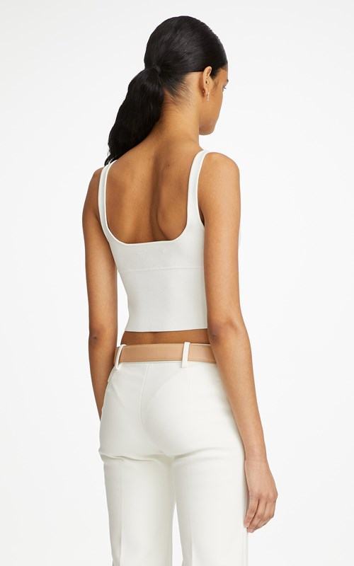 Knitwear  | DENSITY BUSTIER