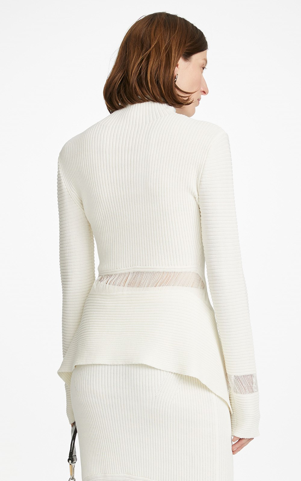 Knitwear  | CORD FLOAT SWEATER