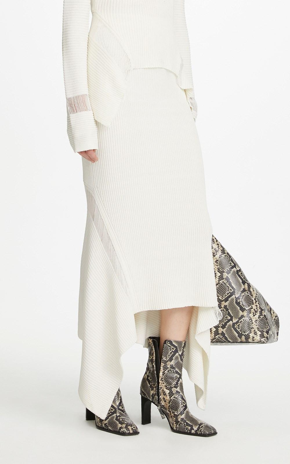 Knitwear | CORD FLOAT SKIRT