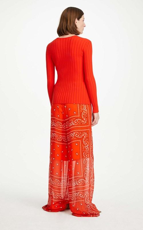 Knitwear | MERINO BRAID LS