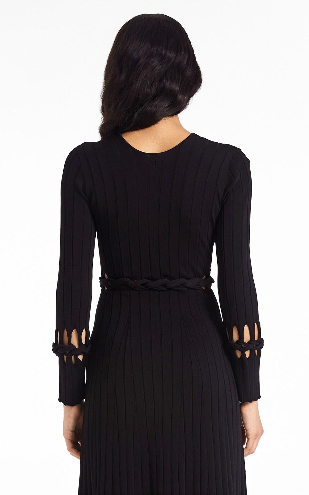 Dresses | BRAID LS DRESS