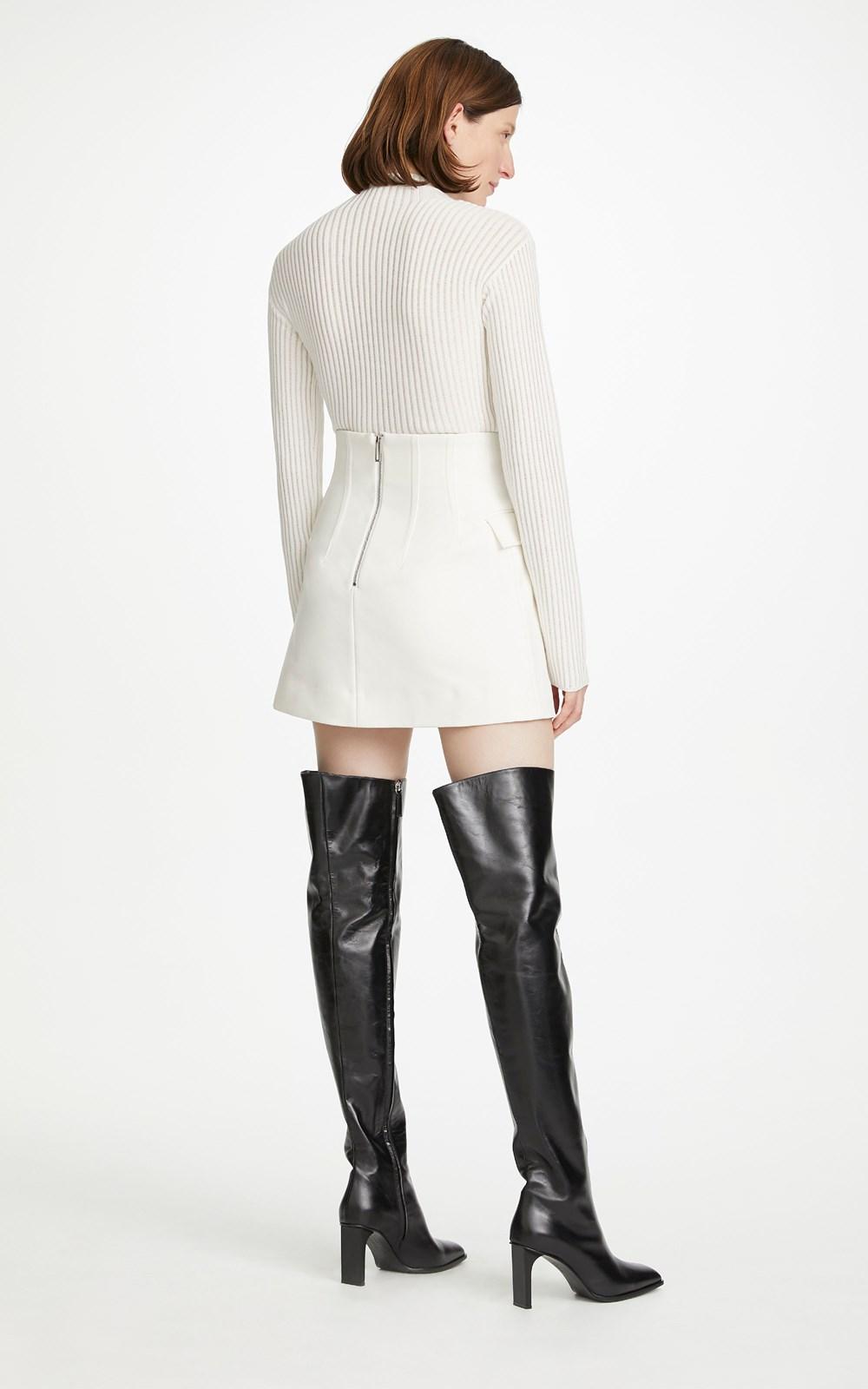 Knitwear | COTTON FLOAT LS