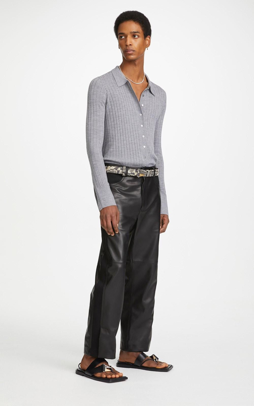 Knitwear | MERINO SHIRT