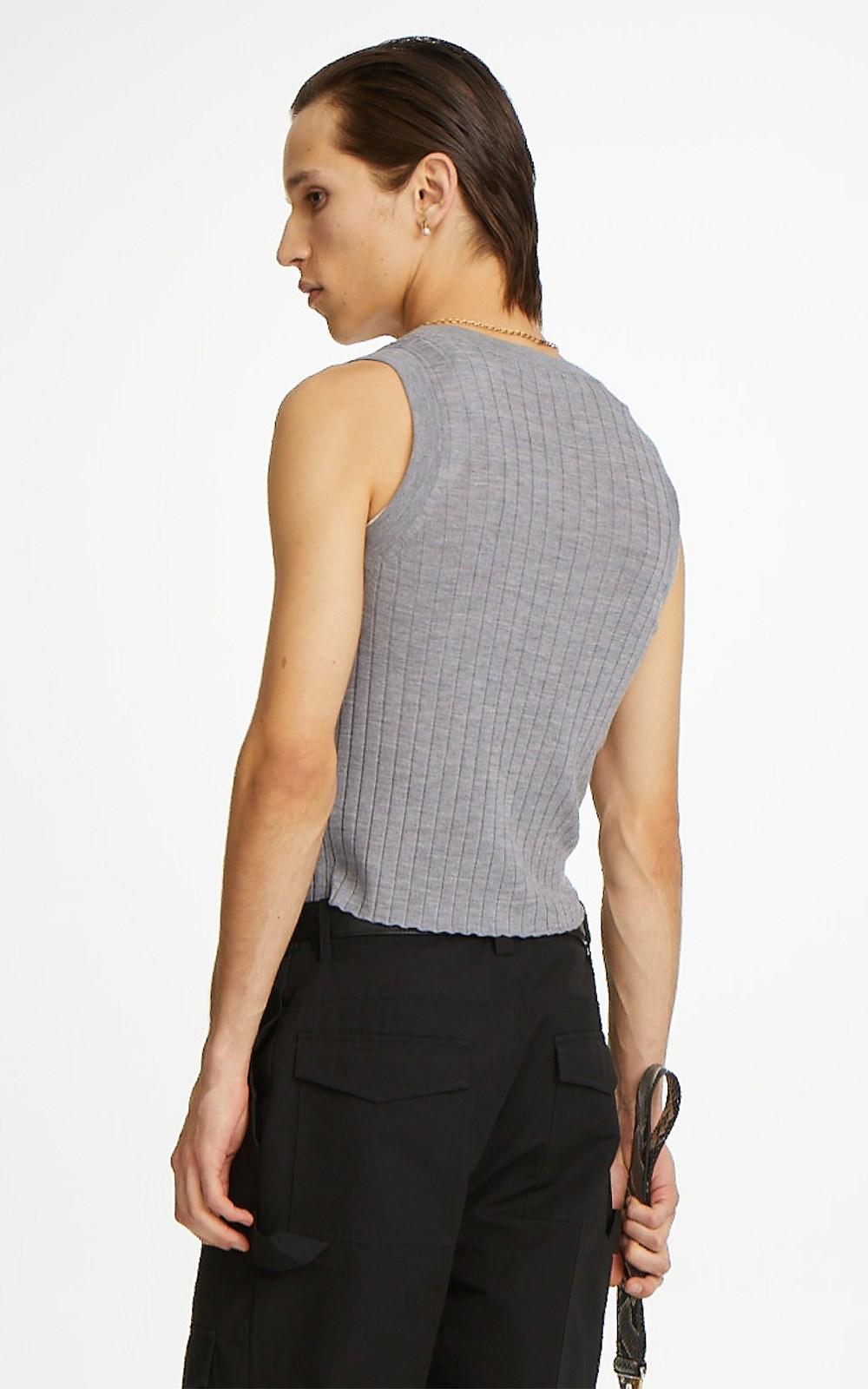 Knitwear  | MERINO VEST