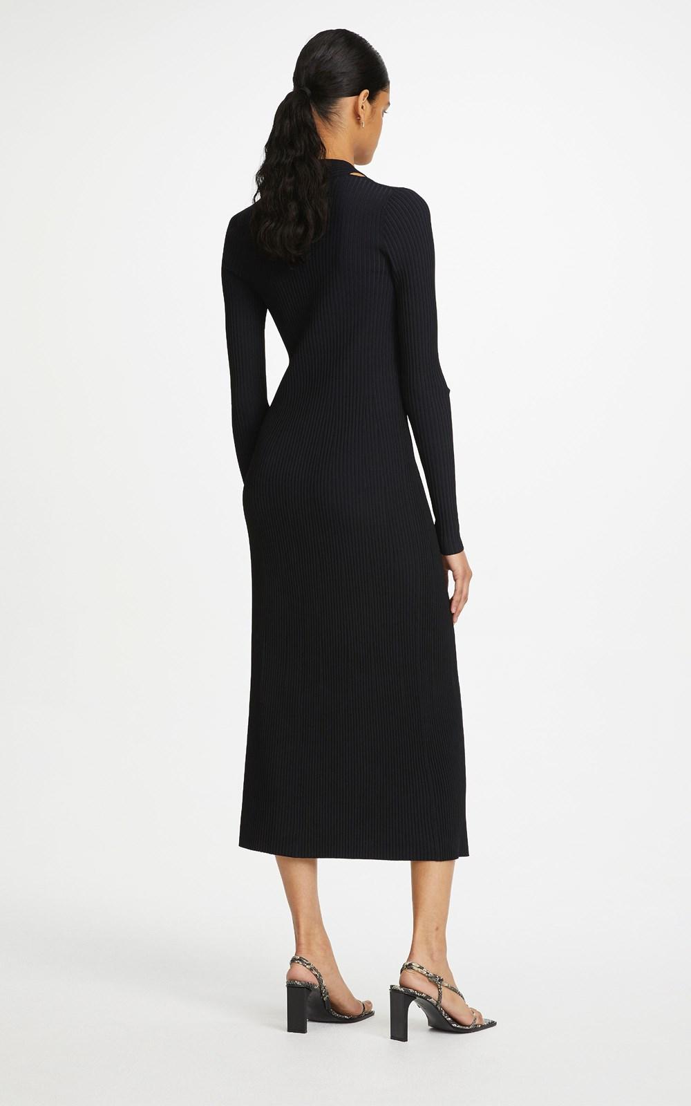 Knitwear | CABLE TWIST DRESS