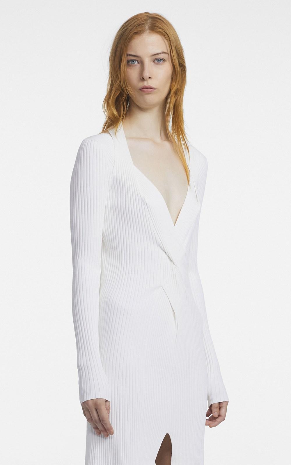 Knitwear   CABLE TWIST DRESS