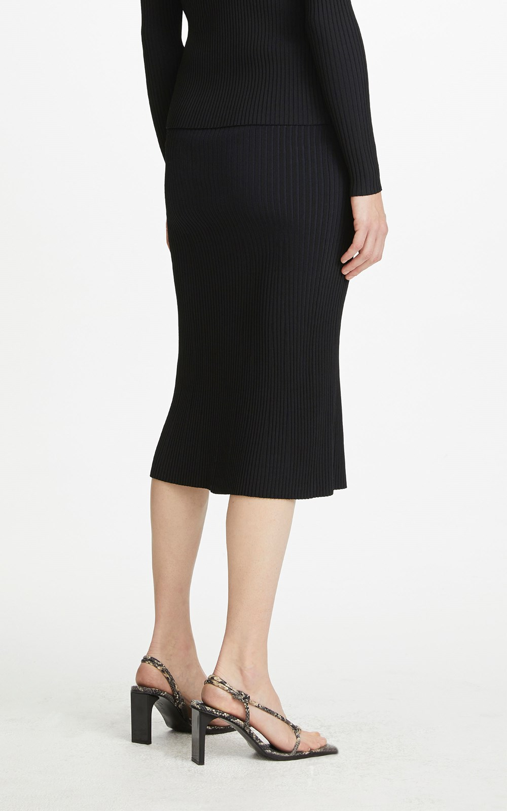 Knitwear | CABLE TWIST SKIRT