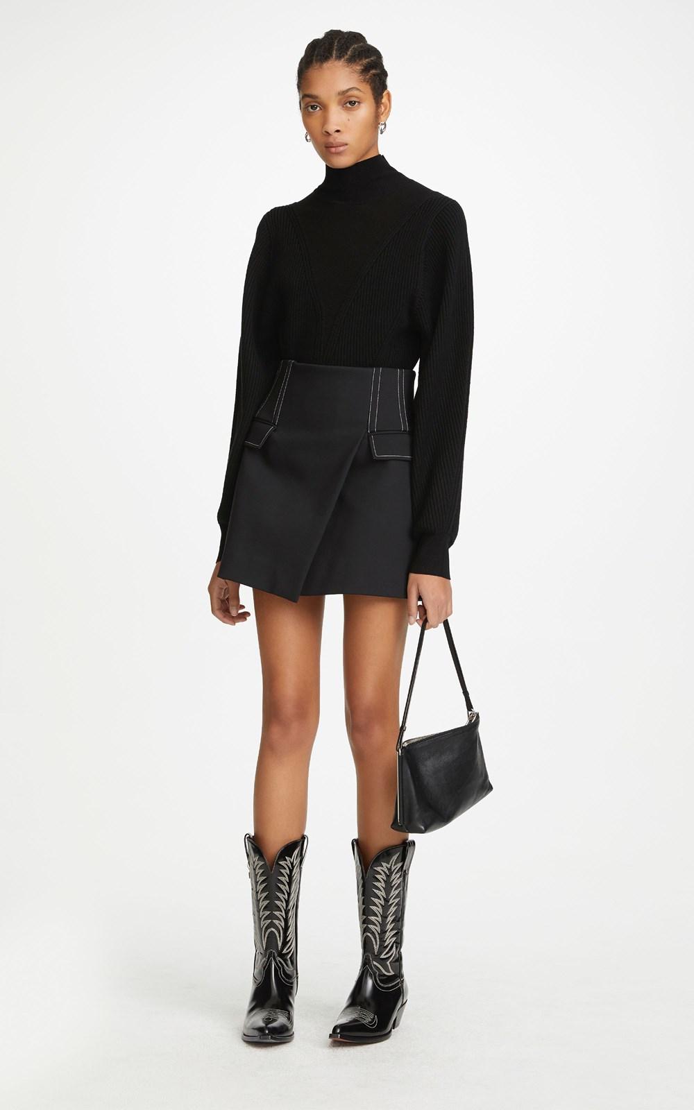 Knitwear | MERINO HOSIERY SWEATER
