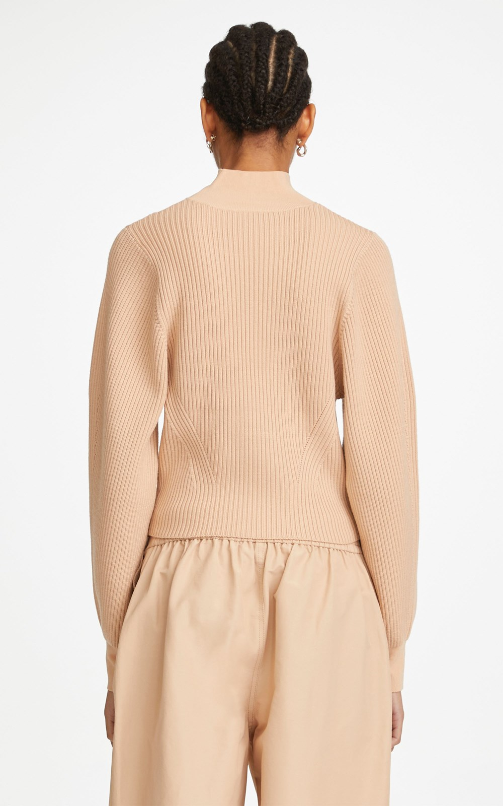 All  | MERINO HOSIERY SWEATER