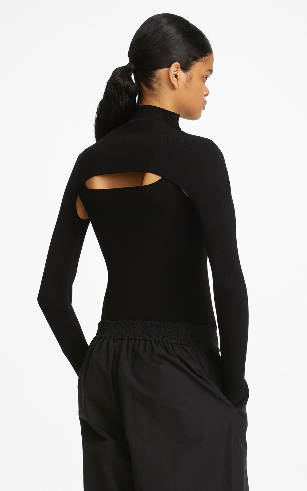 Knitwear | HOSIERY STIRRUP TOP