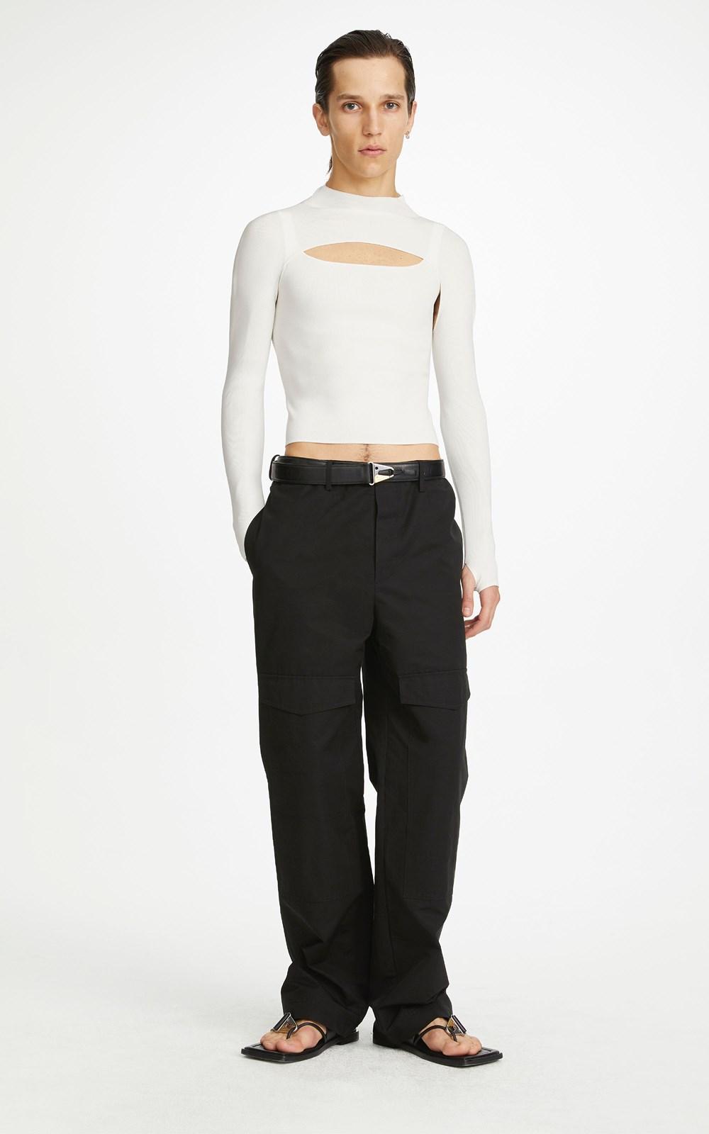 Knitwear | HOSIERY STIRRUP TOP