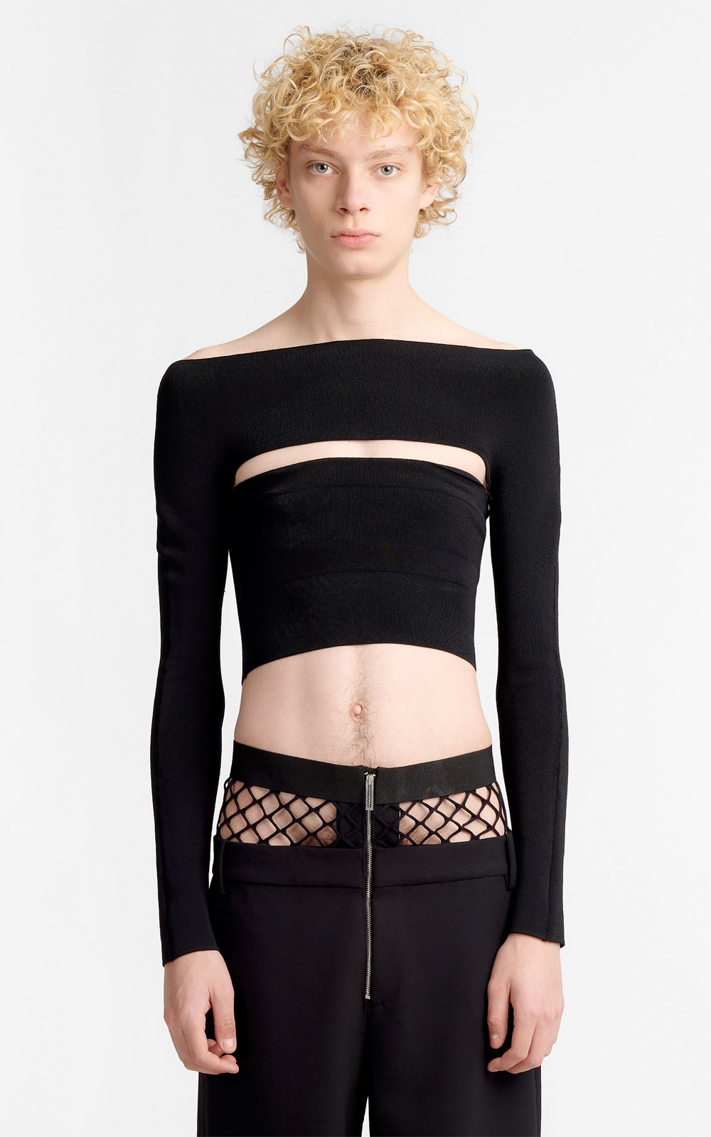 Knitwear  | TWO PIECE TUBE TOP