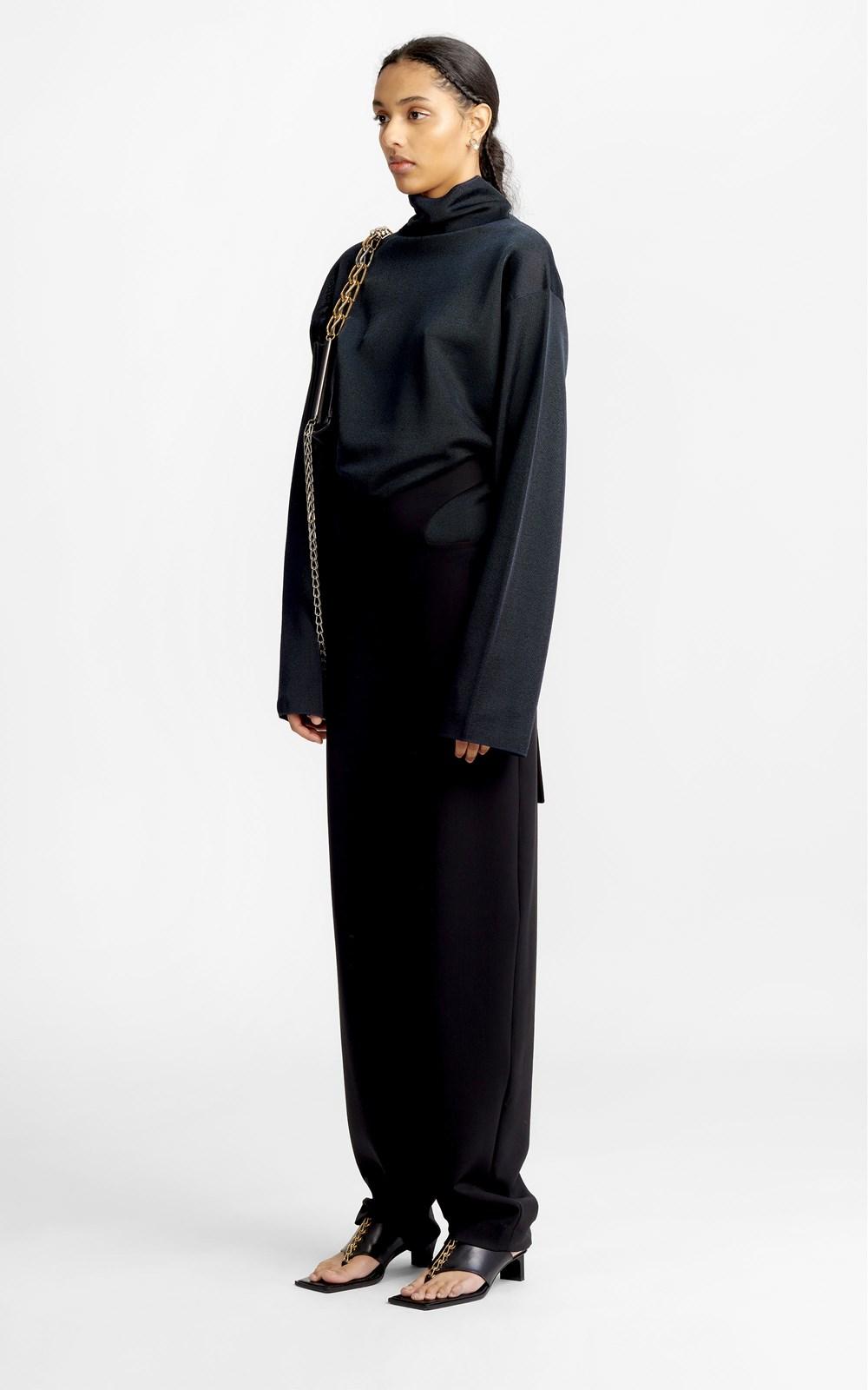 Knitwear | FROSTED SWEATER