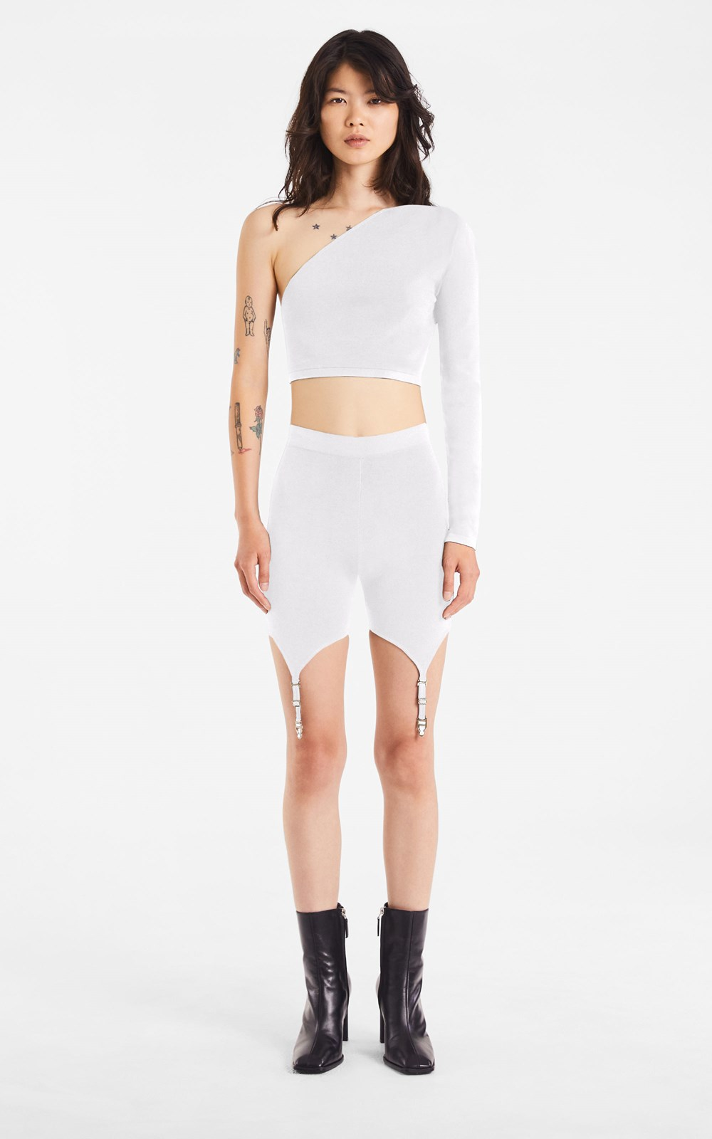 Knitwear | GARTER BIKE SHORT