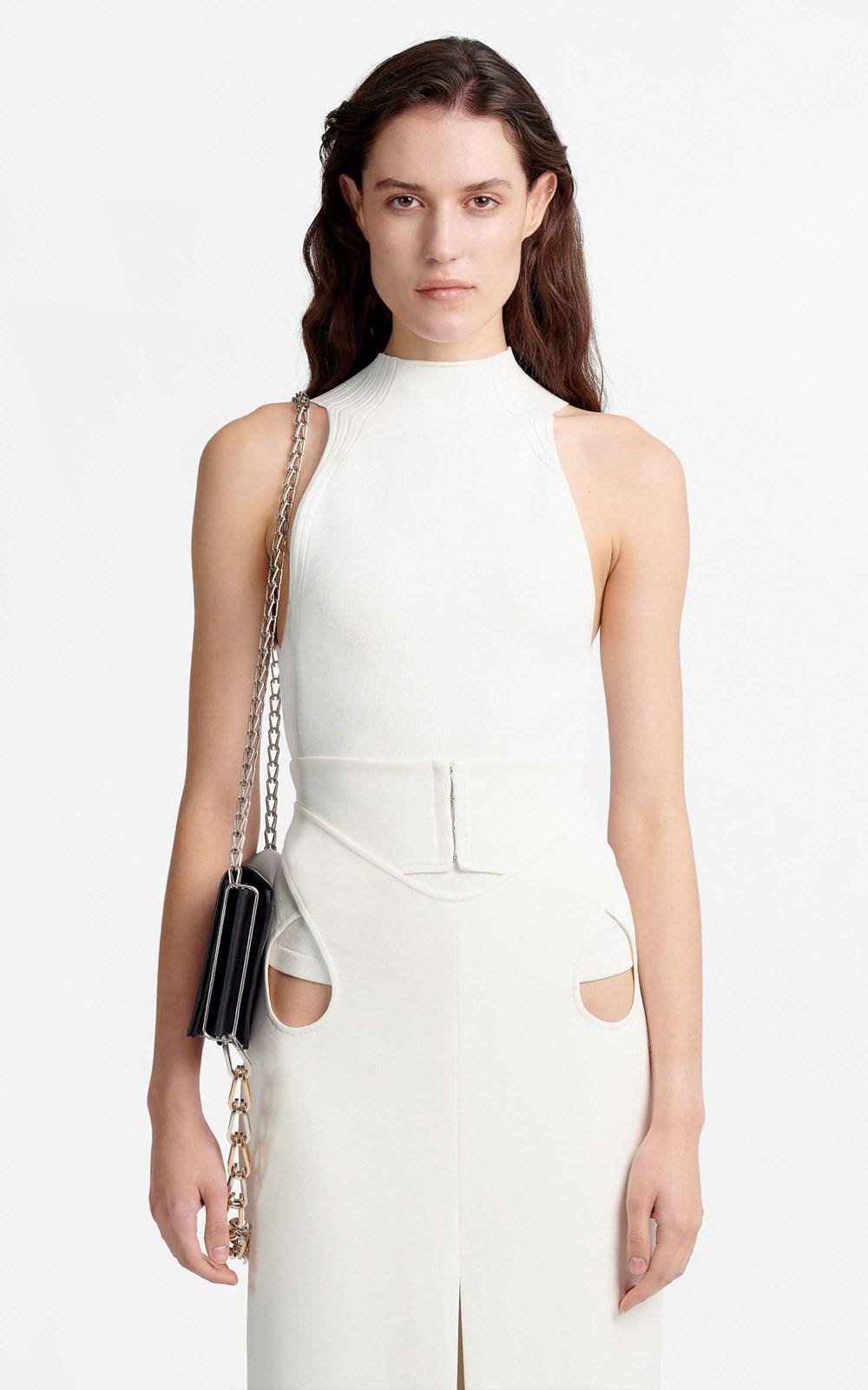 Knitwear | LUSTRATE RACER TANK