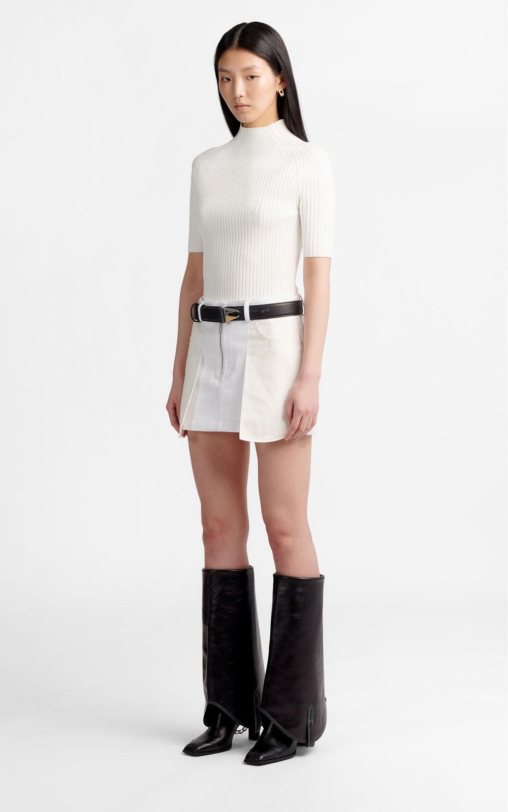 Knitwear | LUSTRATE RAGLAN TEE