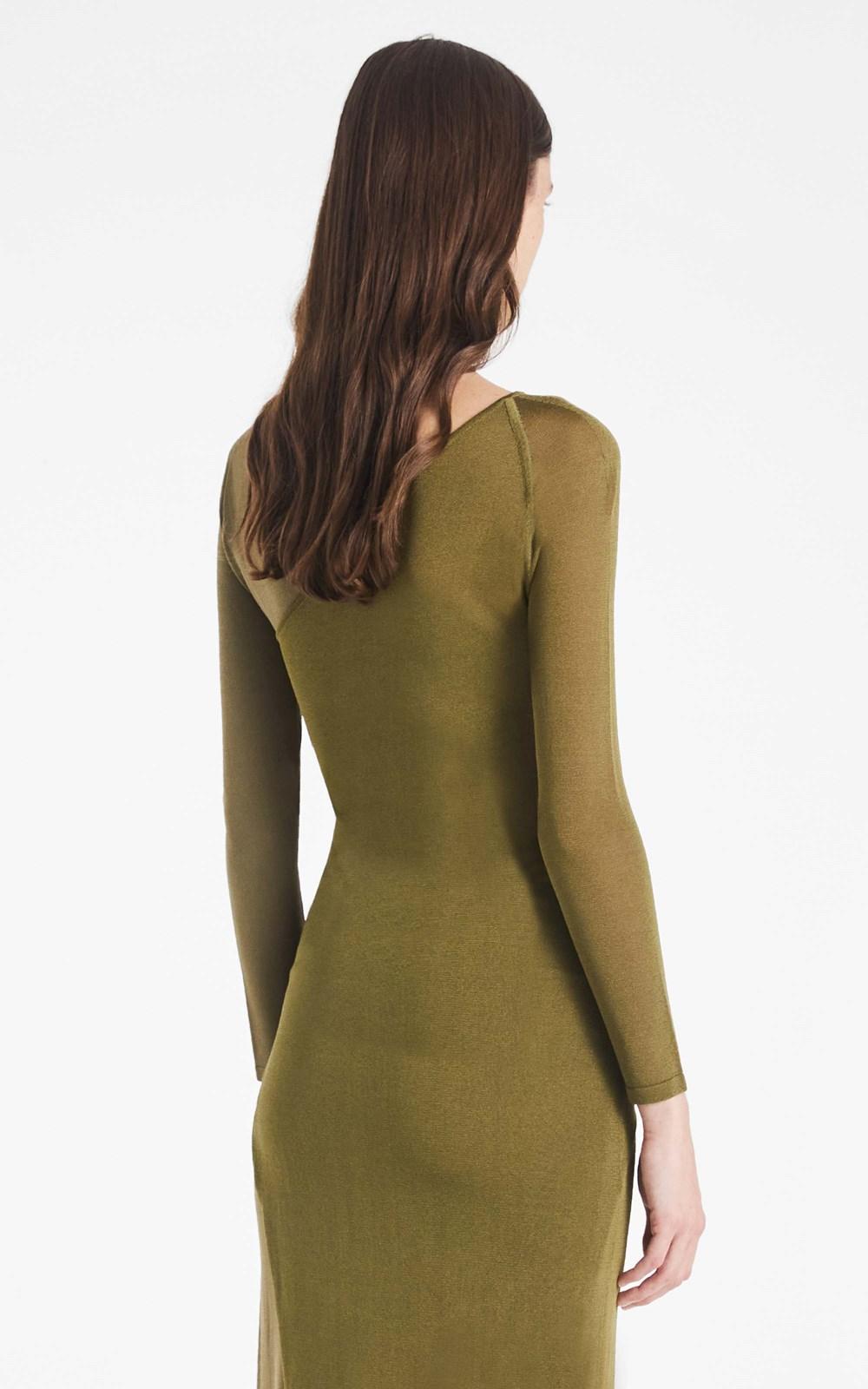 Knitwear | SHADOW INVERSE DRESS