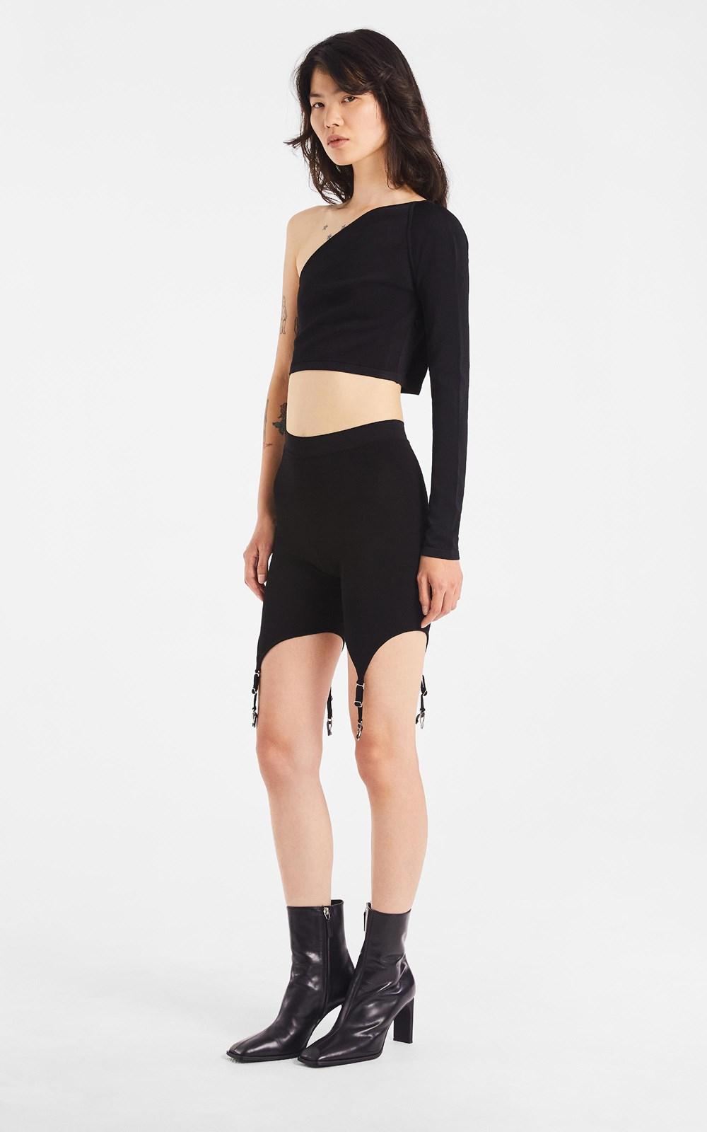 Knitwear | SHADOW INVERSE TOP