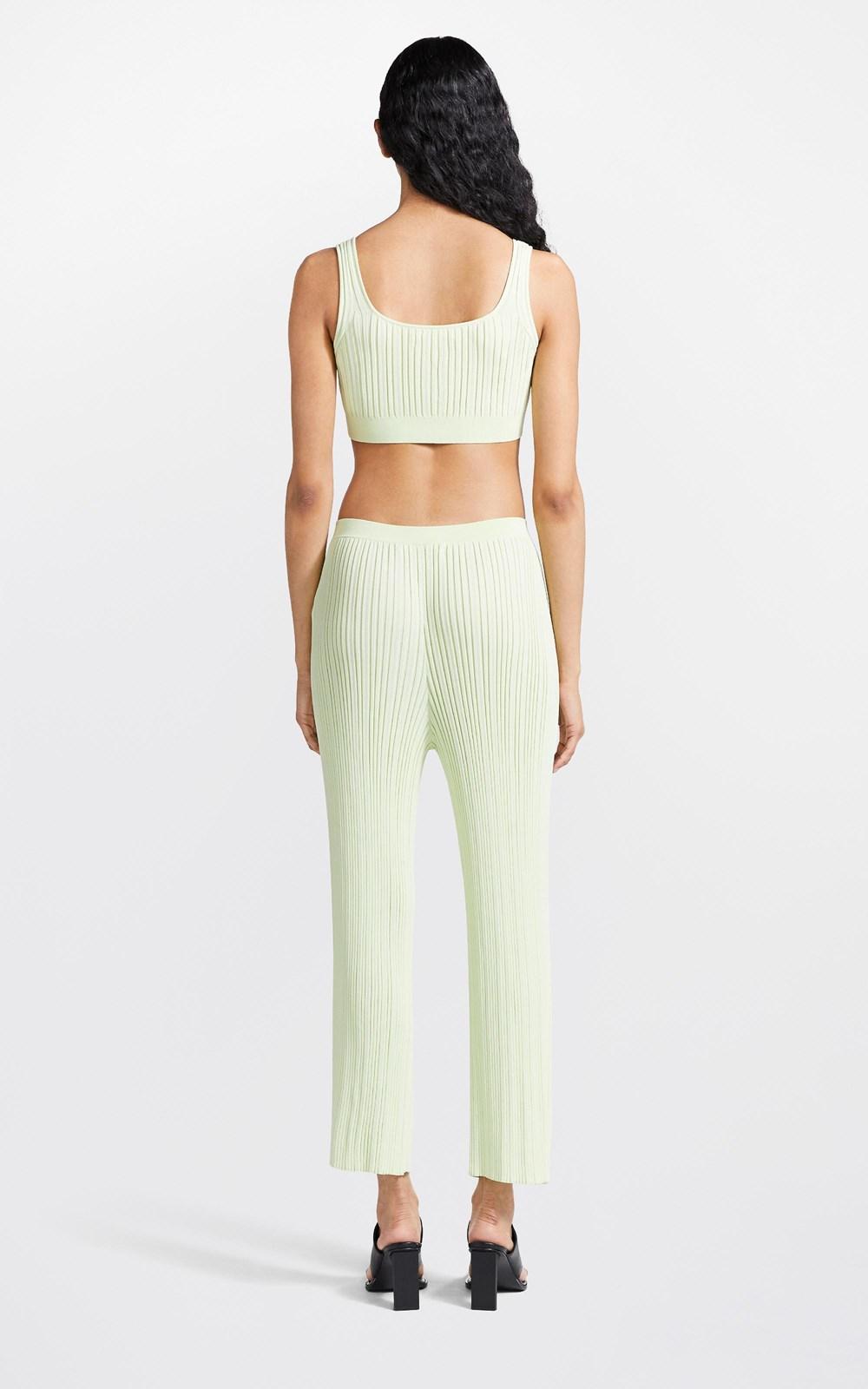 Knitwear    HOOK CROP TOP