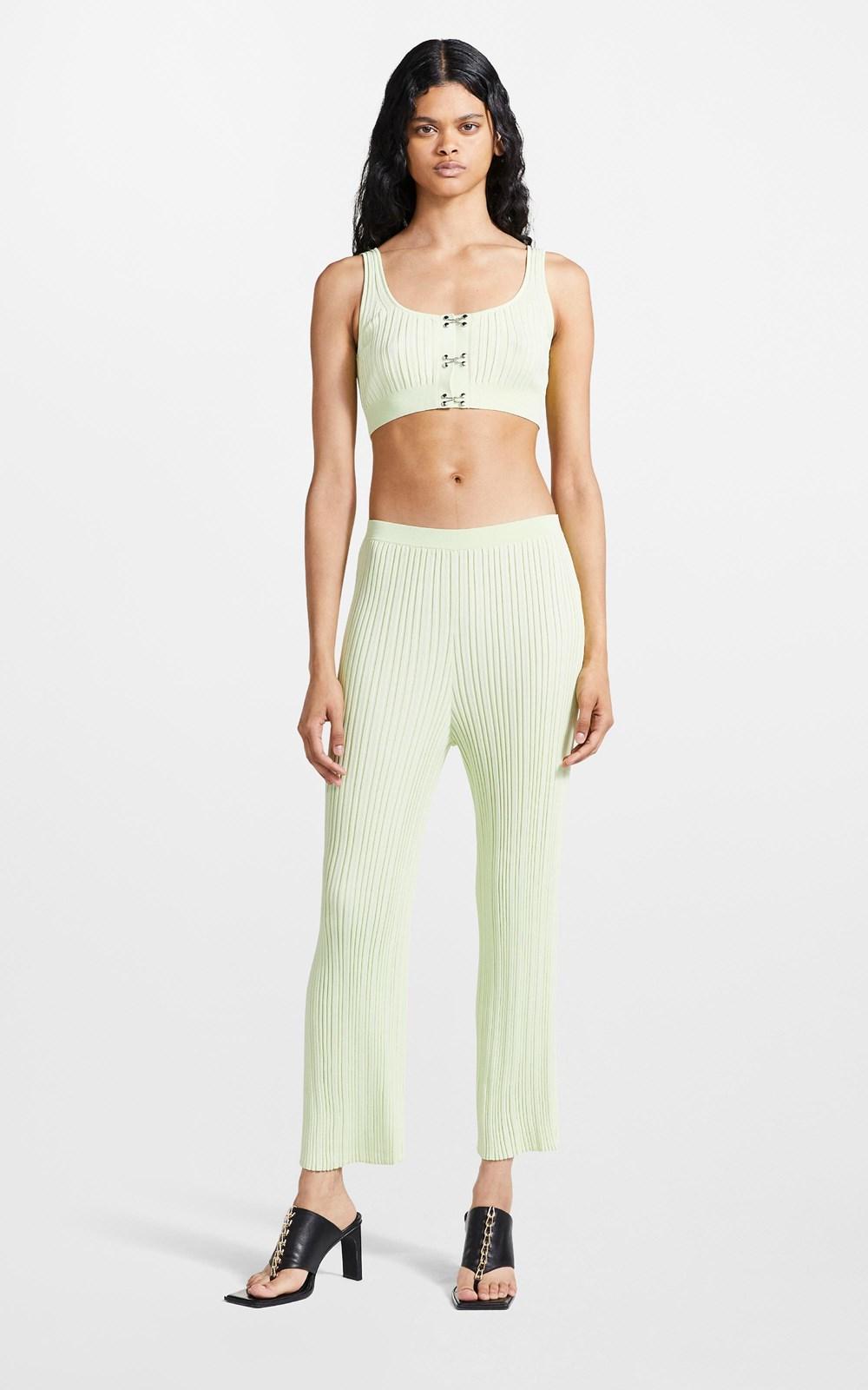Knitwear | FLOAT RIB PANT