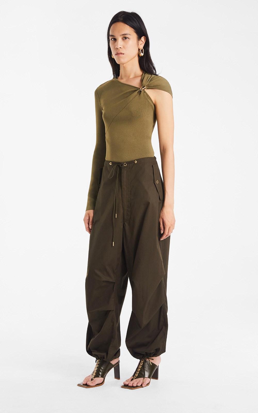 Knitwear | SINGLE LINK KNIT TOP