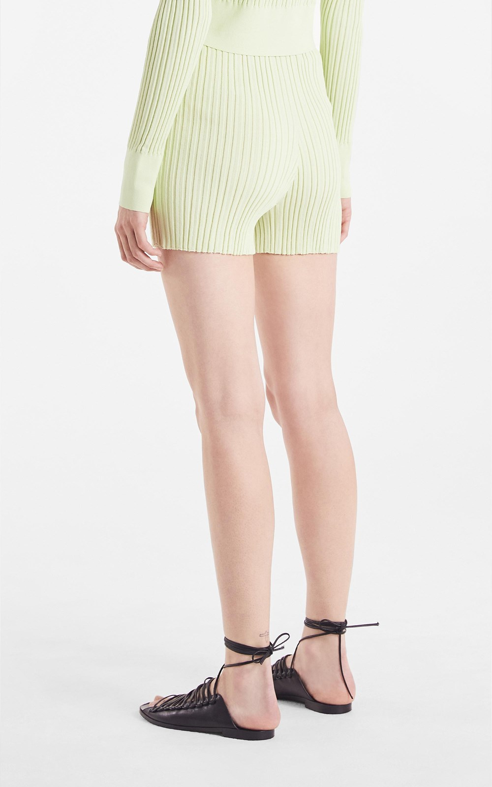 Knitwear | FLOAT RIB SHORT