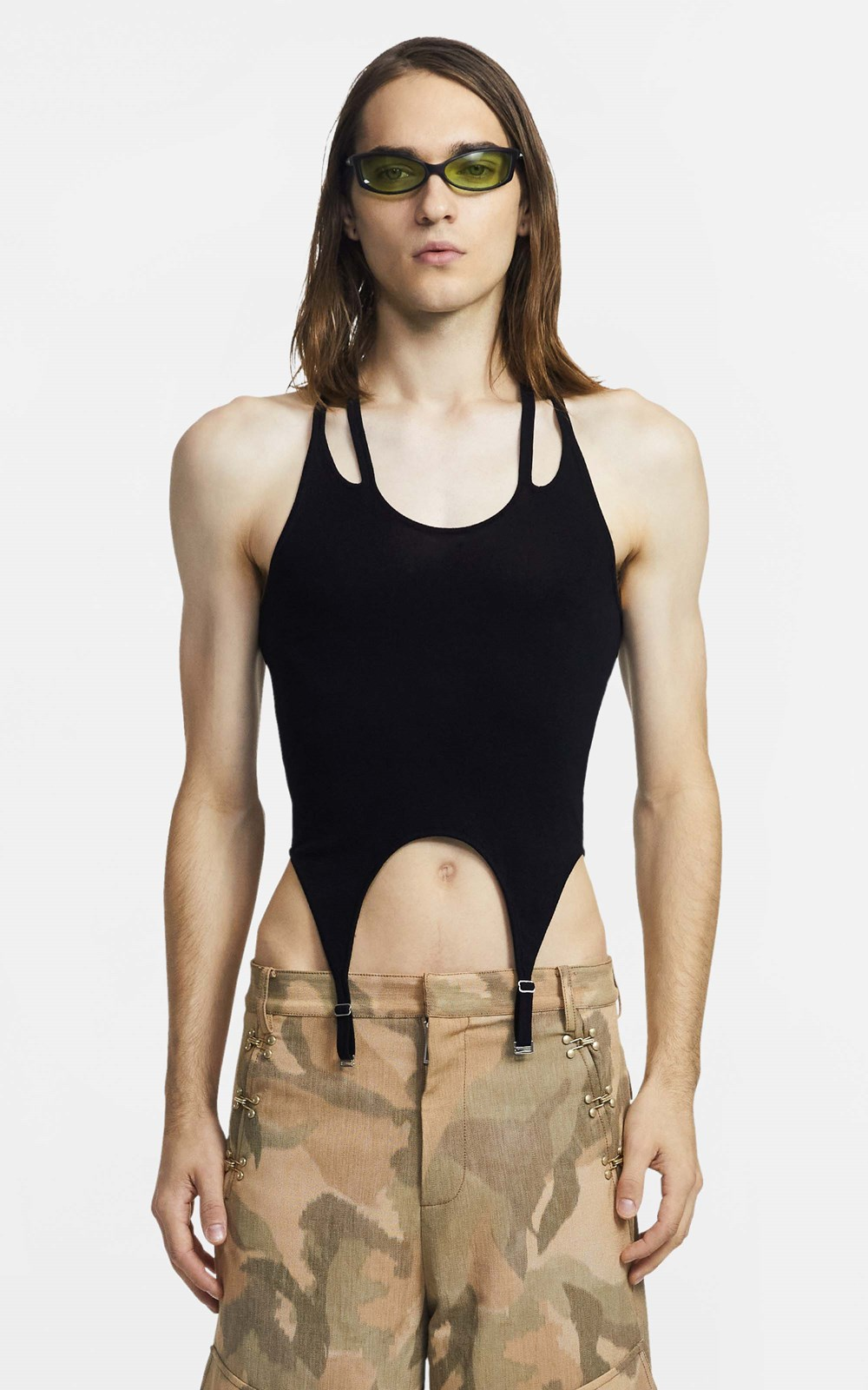 Knitwear | TEARDROP HOSIERY TANK