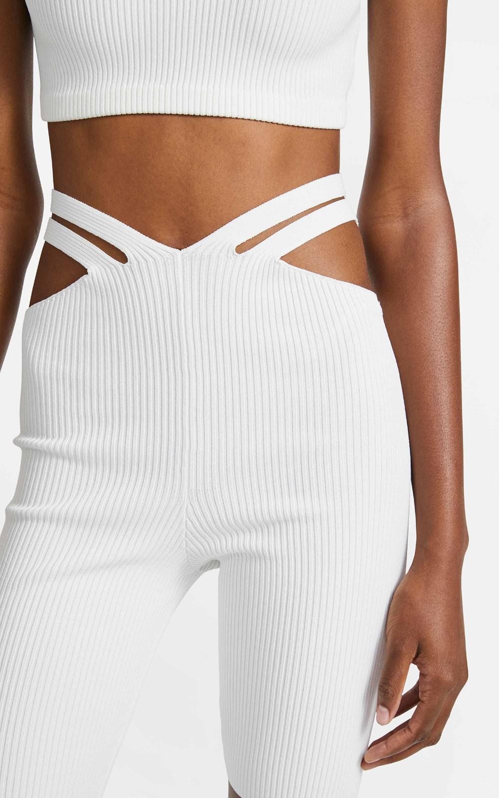 Knitwear | LUSTRATE FORK SHORT