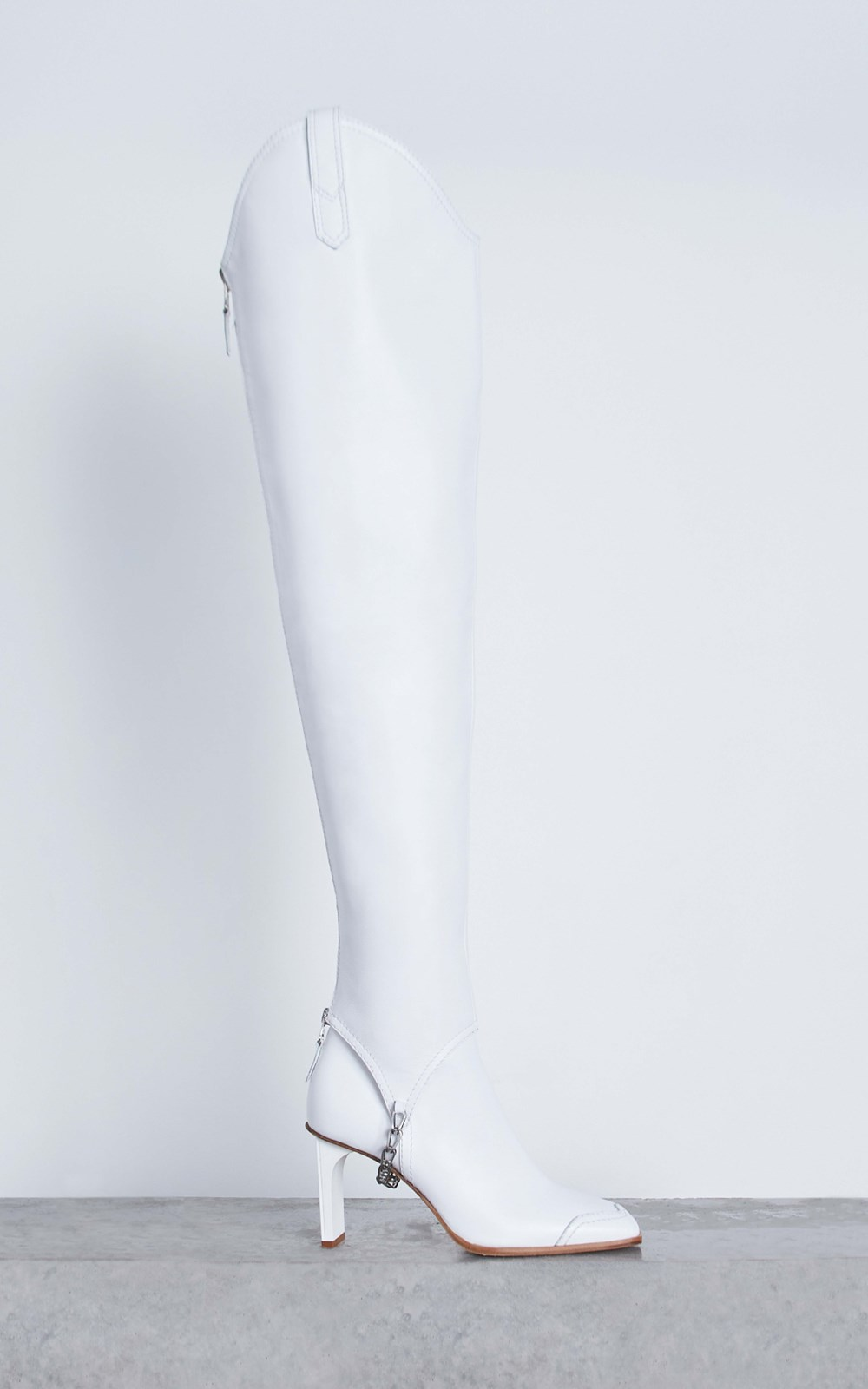 Accessories | COWBOY THIGH HIGH BOOT