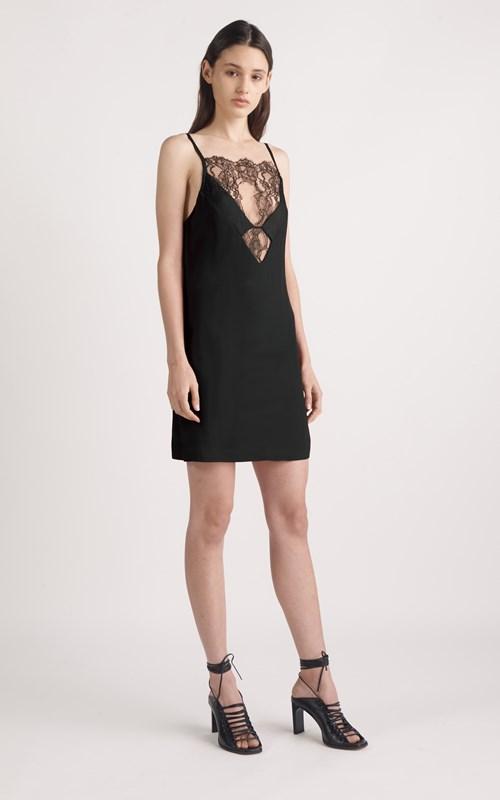 Dresses | STENCIL LACE MINI DRESS