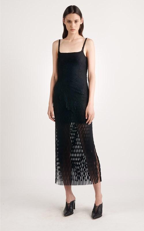 Dresses | EROSION LACE E-HOOK DRESS