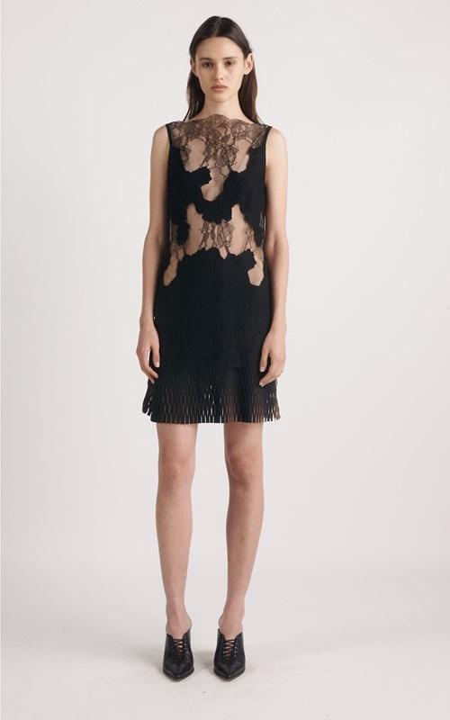 Dresses | EROSION LACE MINI DRESS