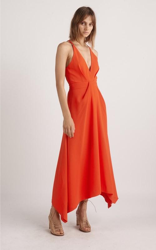 Dresses | SUSPENDED LOOP DRESS