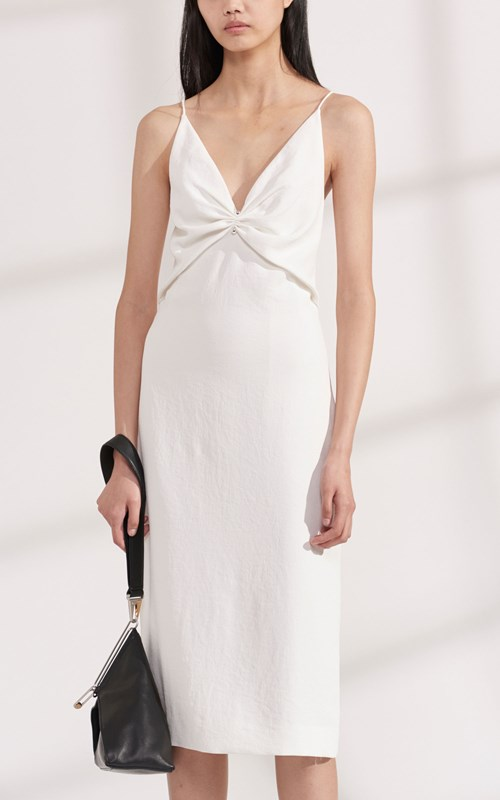 Dresses | PIERCED SLIP DRESS