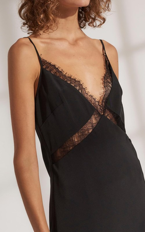 Dresses  | FLOAT LACE SLIP DRESS