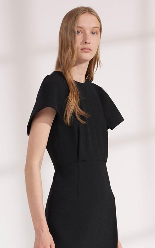 Sale  | CONCAVE CREPE DRESS