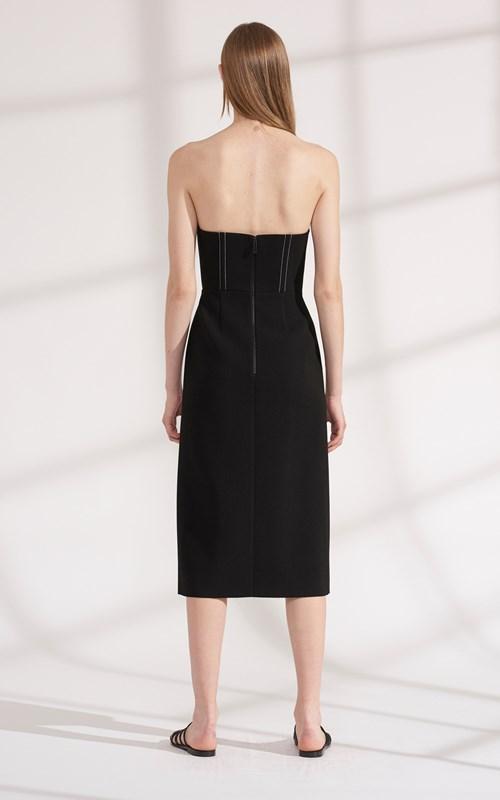 Dresses   CONVEX BUSTIER DRESS