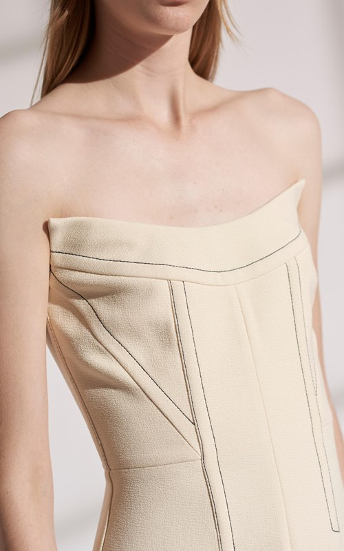 Dresses | CONVEX BUSTIER DRESS