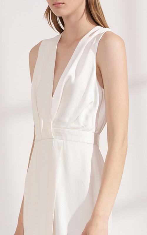 Dresses  | PIVOT DRAPE MINI DRESS