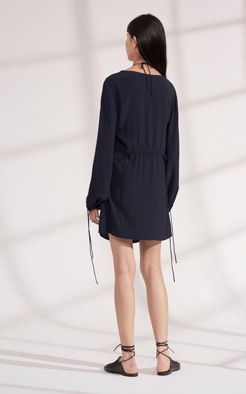 Dresses | TWIST PLACKET TUNIC DRESS