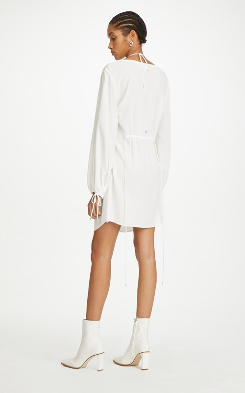 Dresses | TWIST PLACKET TUNIC DRESS