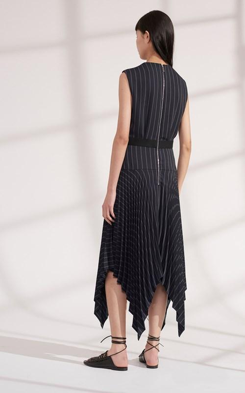 Dresses | TAILORED PLEAT DRESS
