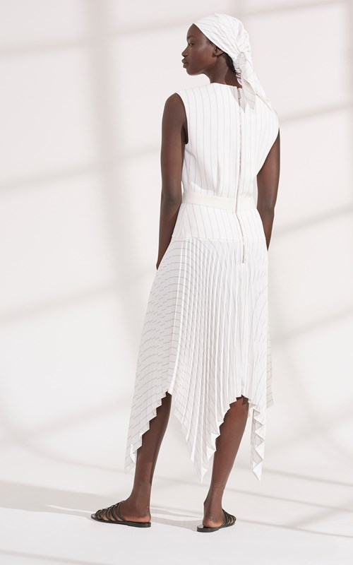 Dresses | TAILORED PLEAT DRESS