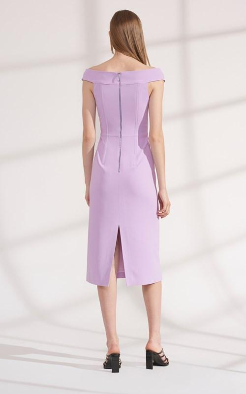 Dresses   CADY WIRE PENCIL BUSTIER DRESS