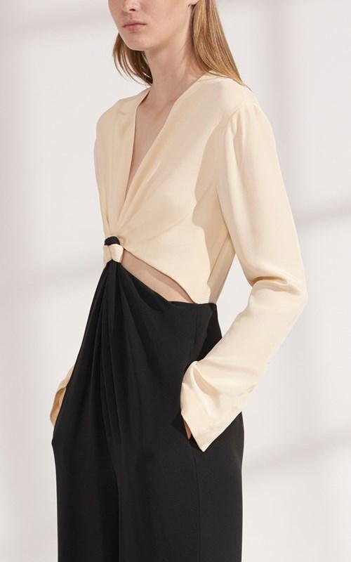 Dresses | LOOP KNOT JUMPSUIT