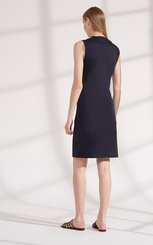 Dresses | LOOP KNOT JERSEY TANK DRESS