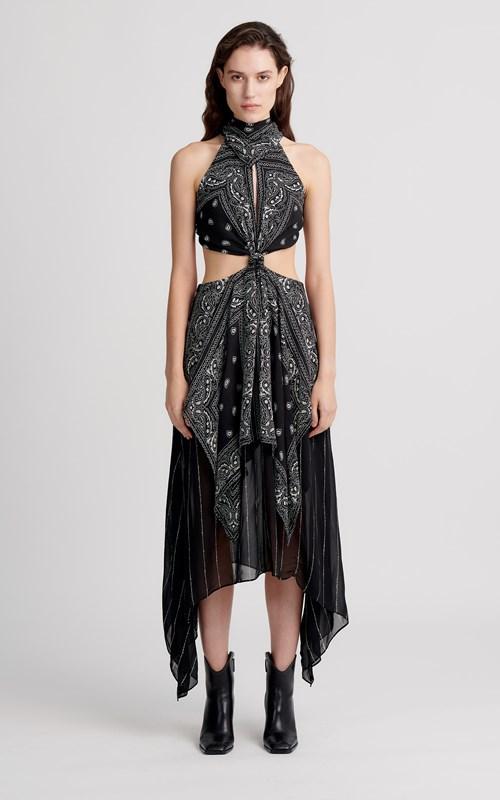 Dresses | BANDANA KNOT DRESS