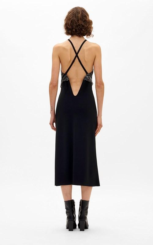 Dresses | BANDANA BIAS SLIP DRESS